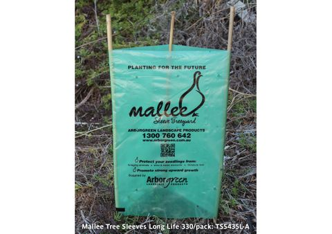 Mallee Tree Sleeves Long Life, 330/pack
