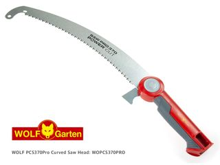 WOLF Pro Curved Saw Head (was WOREPM)