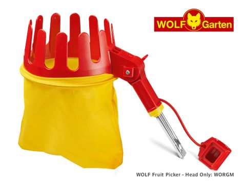 WOLF Fruit Picker - Head Only