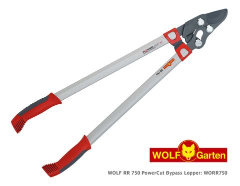 Wolf Bypass PowerCut Loppers - 75cm