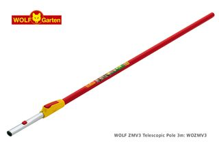 WOLF Telescopic Pole 3m