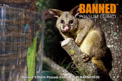 Banned 930mm Possum Guard, 20m Kit, 20 joiners