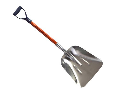 Spear & Jackson D Handled Aluminium Mulch Scoop
