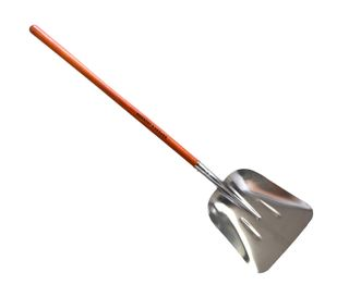 Spear & Jackson Long Handled Aluminium Mulch Scoop