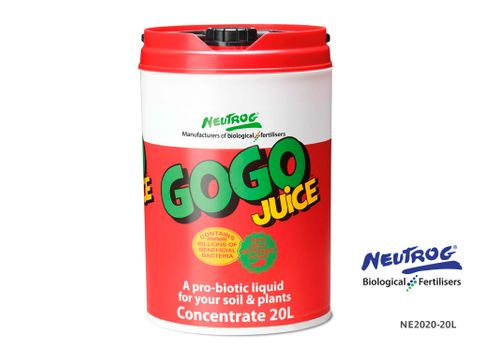 Neutrog GoGo Juice Concentrate - 20L