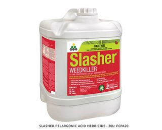 Slasher Pelargonic Acid Herbicide - 20L
