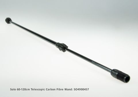 Solo 60-120cm Telescopic Carbon Fibre Wand