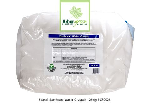 Seasol Earthcare Water Crystals - 25kg