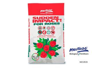 Neutrog Sudden Impact For Roses - 20kg Bag