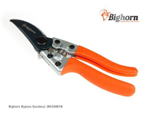 BIGHORN Bypass Secateur