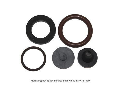 FieldKing Backpack Service Seal Kit (was FK181909)