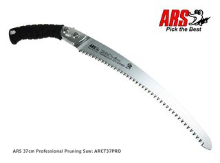 ARS 37cm Professional Curved Blade Pruning Saw