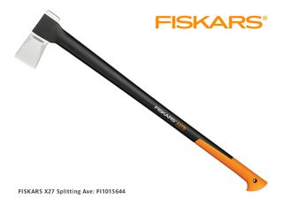 Fiskars X27 Splitting Axe, 920mm, 2.6kg (was 122503)