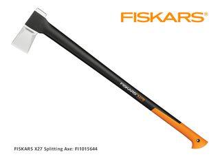 Fiskars X27 Splitting Axe, 920mm, 2.6kg (was 122503)