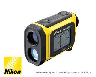NIKON Forestry Pro 2 Laser Range Finder