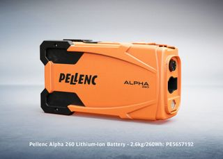 Pellenc Alpha 260 Lithium-Ion Battery - 2.6kg/260Wh (Battery only)