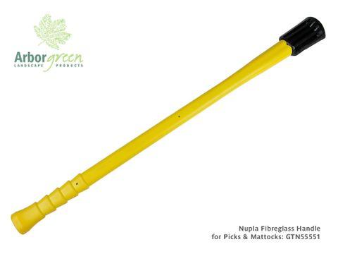 Nupla Fibreglass Handle for Picks and Mattocks