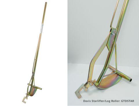 DAVIS Starlifter/Log Roller