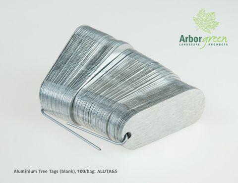 Aluminium Tree Tags - 100/bag