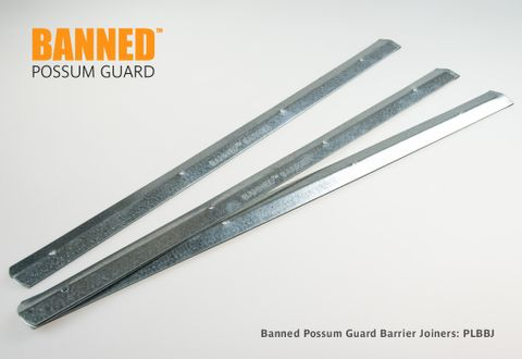 Banned Barrier Joiners, 500mm - 20/pack