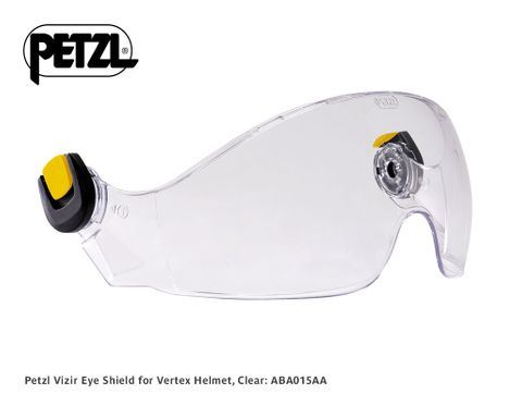 Petzl Vizir Eye Shield for Vertex Helmet - NEW Type A010CA
