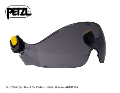 Petzl Vizir Shadow Eye Shield for Vertex Helmet - NEW Type A010CA