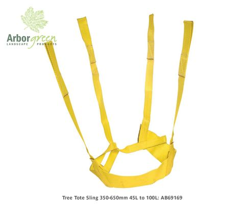 Tree Tote Sling 14-26in Dia (350-650mm) Suits 45-100L  (#1426)