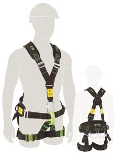 AMAX Fall Arrest Harness