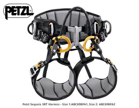 PETZL Sequoia SRT Harness Size 2