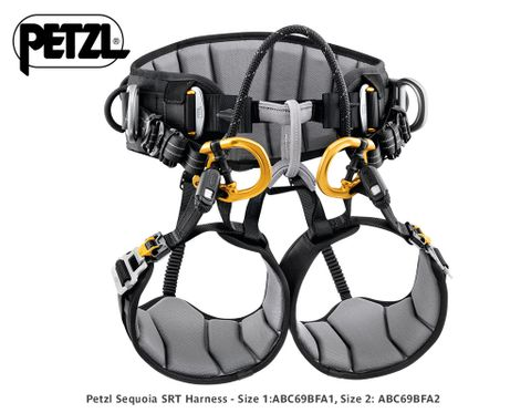 PETZL Sequoia SRT Harness Size 2