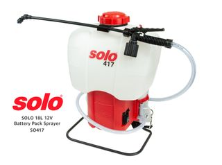 Solo 18L 11V Li-ion Battery Backpack Sprayer (replaces 416)