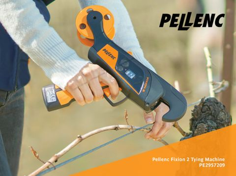 Pellenc Fixion 2 Tying Machine