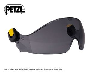 Petzl Vizir Shadow Eye Shield for Vertex Helmet - NEW Type for A010CA