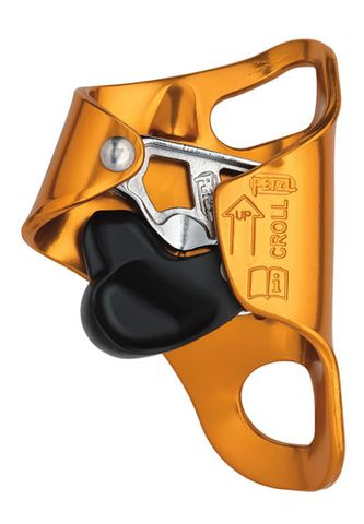 PETZL Chest Ascender - Small, for 8-11mm Rope