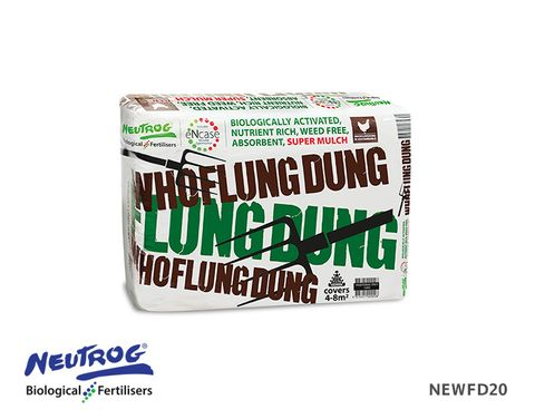 Neutrog WHOFLUNGDUNG Super Mulch - 20kg Bale