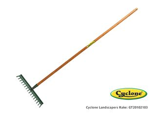 CYCLONE Landscapers Rake - 16 Teeth (was 636554)