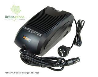 Pellenc 2.2A Charger for Alpha 260 & 520 & ULIB 750 Batteries