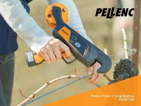 Pellenc Fixion 2 Tying Machine