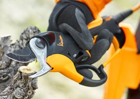 Pellenc Vinion 250 Electronic Secateurs + 2nd Outlet For Another Tool
