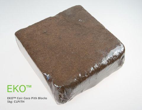 EKO™ Coir Coco Pith Blocks - 5kg