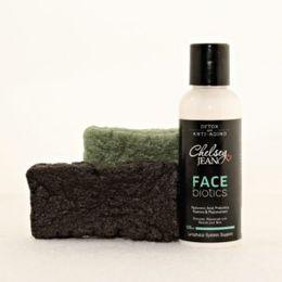 Chelsey JEAN FACEbiotics Detox & Anti AGEING Kit