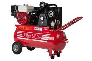Westair Honda Piston Compressor 27cfm 110ltr Tank