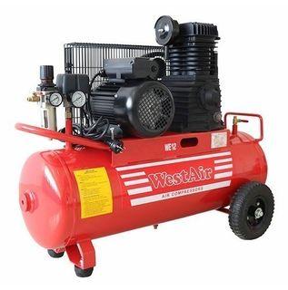 Westair 10amp Piston Compressor 12cfm 54ltr Tank