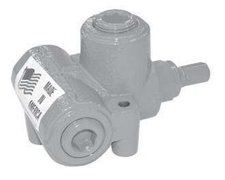 In-Line Relief Valve with Through Port