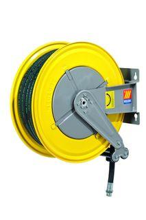 "Meclube 160 Bar Oil spring rewind hose reel 1/2"" x 30mtr"
