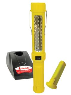 ALEMLUBE LED LIGHT CORDLESS