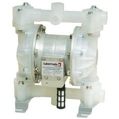 "LUBEMATE 3/4""AIR OPERATED DIAPHRAGM"
