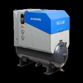 SCR 7.5-15kw Rotary Screw Air Compressor