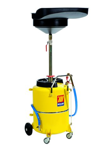 Meclube Exhausted oil drain unit 120L..