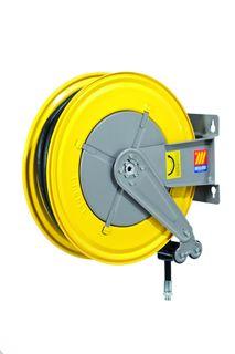 """Meclube Air/Water Spring rewind hose reel 1/2"""" x 25m"""